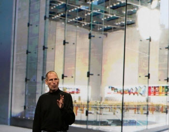 Steve Jobs forklarer overfor Wall Street Journal hvorfor han ikke understøtter Flash på iPad