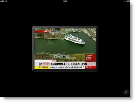 3Mobil-TV på iPad - iPadNyt.dk