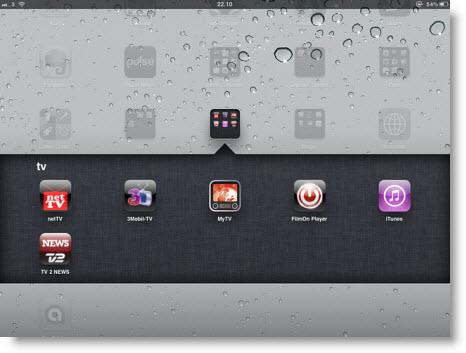 Guide til at se tv på din iPad - iPadNyt.dk
